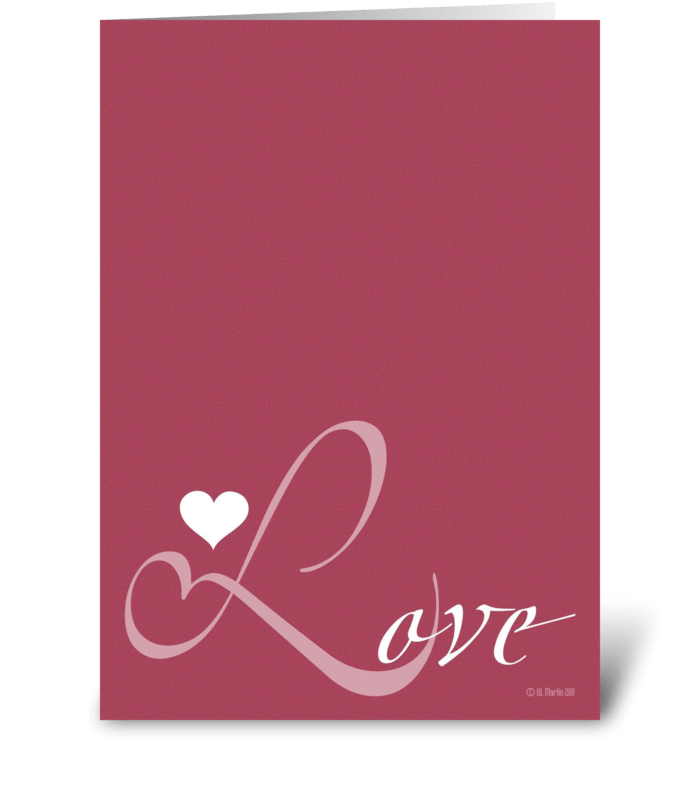 Love romantic greeting card send this greeting card designed by love romantic greeting card greeting card m4hsunfo