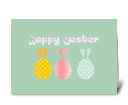 Easter cards page 2 card gnome happy easter greeting card m4hsunfo Images