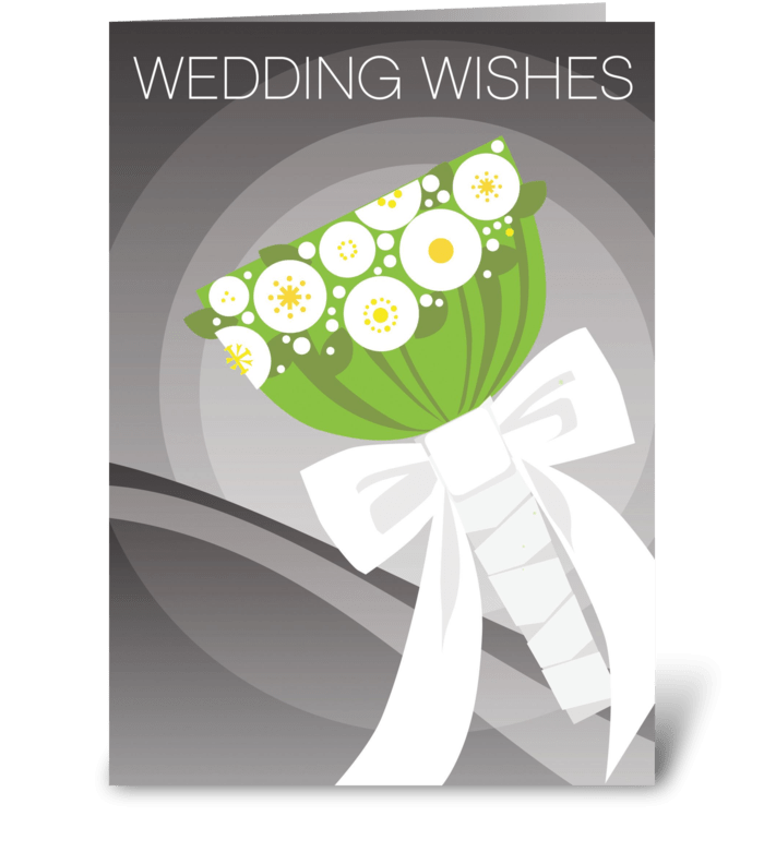 Wedding wishes send this greeting card designed by the jewel store wedding wishes greeting card m4hsunfo