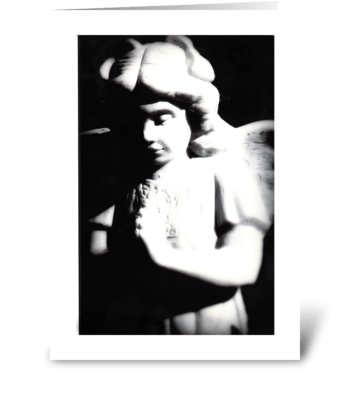 An Angel for You greeting card