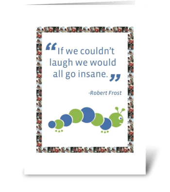 Happy Father's Day - Give a Laugh greeting card