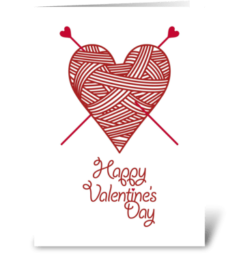 Valentine's-Day_Heart'n'knitting greeting card