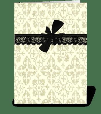Not Forgotten greeting card
