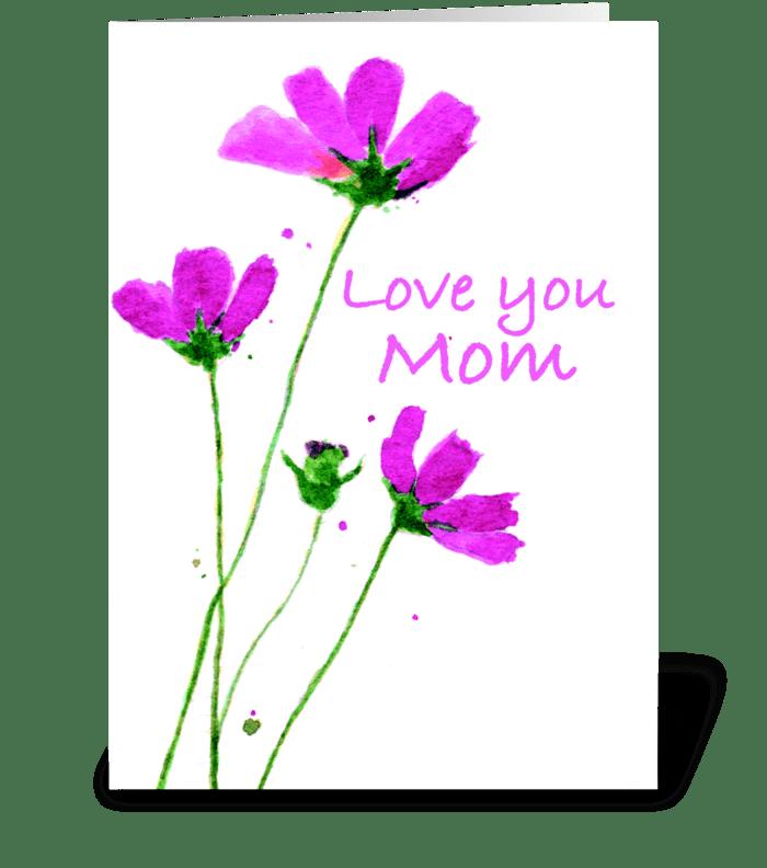 Sweet Love greeting card