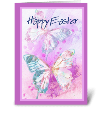 Springtime Beauty  greeting card
