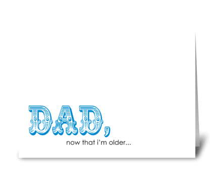 Suck as Much - Dad greeting card