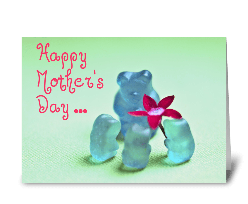 Happy Mother's Day - From All of Us greeting card