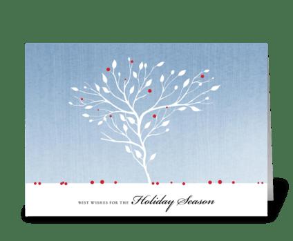 Simple Elegance greeting card