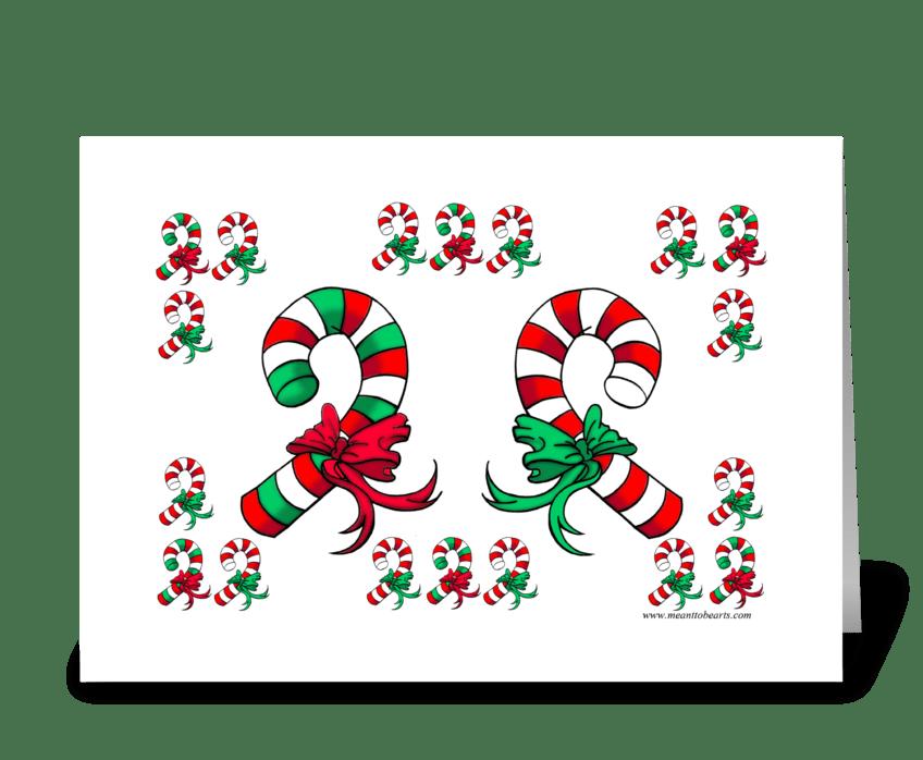 Christmas Season greeting card