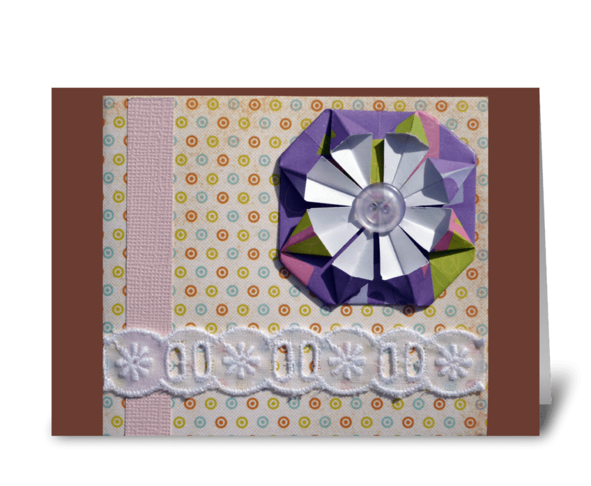 """All """"Vintage"""" Occasion  greeting card"""