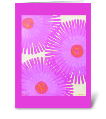 Your Joy Be Full greeting card