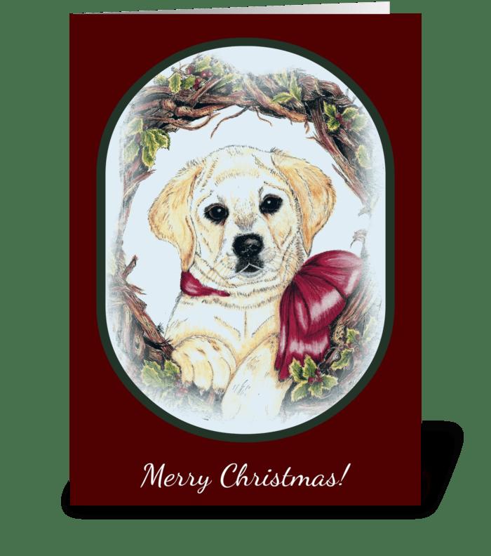 Christmas Puppy\