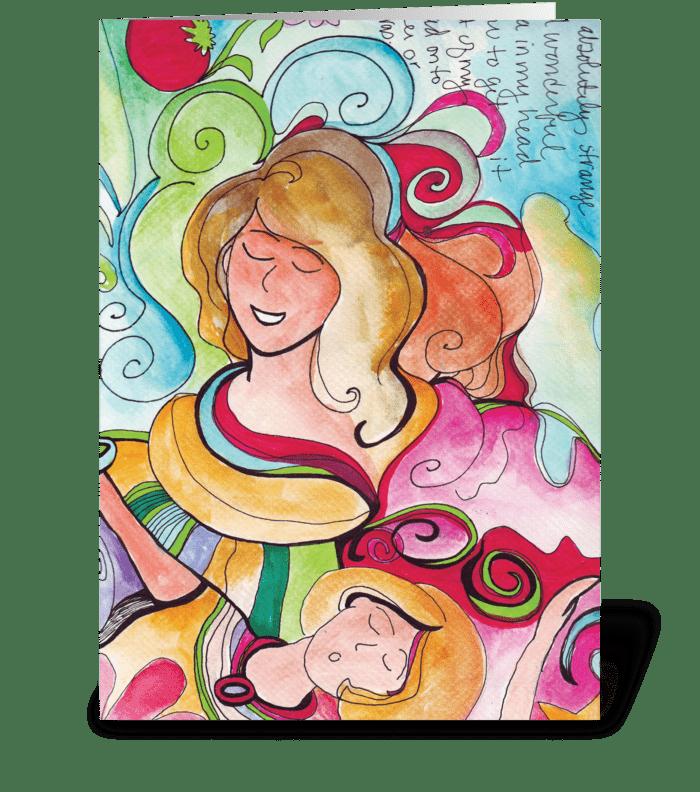 Jubilee greeting card