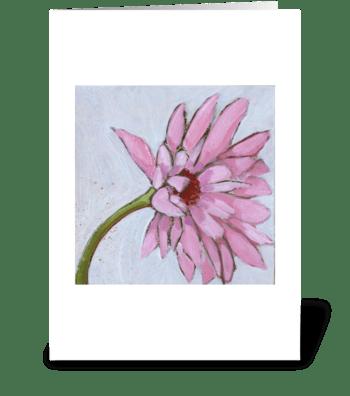 gerber greeting card
